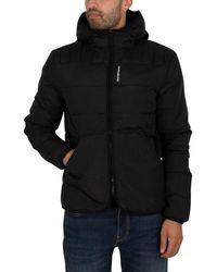 Calvin Klein Padded Jacket - Black
