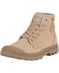 Palladium Us Pampa Hi Boots - Natural