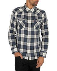 Levi's Barstow Western Shirt - Multicolour