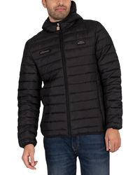Ellesse Exclusive Mono Lombardy Padded Jacket - Black