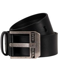 DIESEL Bluestar Belt - Black