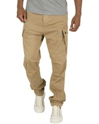 G-Star RAW Roxic Cargos - Natural