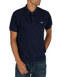 Lacoste Logo Poloshirt - Blue