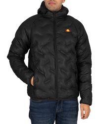 Ellesse Touch Padded Jacket - Black