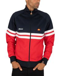 Ellesse Rimini Track Jacket - Red