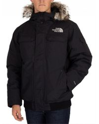 The North Face - Black Gotham Jacket - Lyst