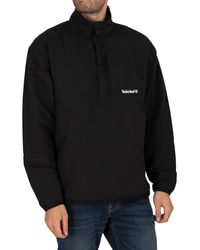 Timberland Packable Anorak Jacket - Black