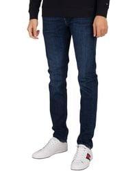 Tommy Hilfiger Core Slim Bleecker Jeans - Blue