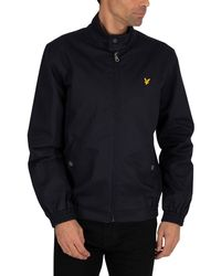 Lyle & Scott - Harrington Jacket - Lyst