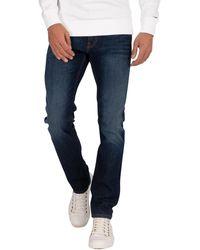 Tommy Hilfiger Slim Scanton Daco Jeans - Blue
