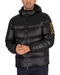 EA7 Puffer Jacket - Black