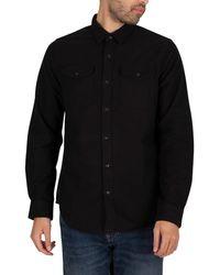 Superdry Trailsman Shirt - Black