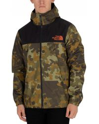 The North Face - Men's 1985 Mountain Jacket, Green Men's Jacket In Green - Lyst