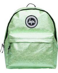 Hype Slime Foil Backpack - Green
