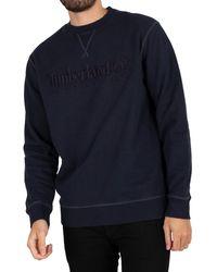Timberland - Established 1973 Sweatshirt - Lyst
