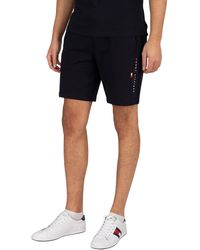 Tommy Hilfiger Essential Sweat Shorts - Blue