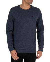 Tommy Hilfiger Original Sweatshirt - Blue