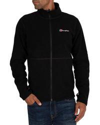 Berghaus Prism Micro Fleece Jacket - Black