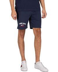 Tommy Hilfiger Timeless Sweat Shorts - Blue