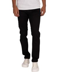 Replay Anbass Slim Jeans - Black