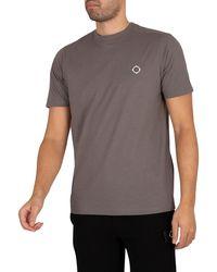 MA.STRUM Icon T-shirt - Gray