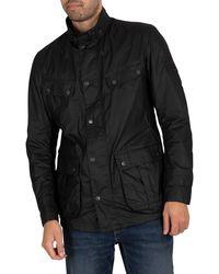 Barbour Lightweight Duke Jacket - Black