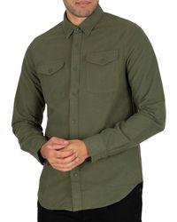 Superdry Trailsman Shirt - Green