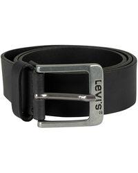 Levi's Free Leather Belt - Black