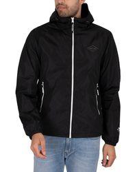 Replay Lightweight Jacket - Black