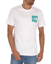 The North Face Fine T-shirt - White
