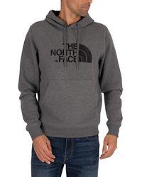 The North Face Drew Peak Pullover Hoodie - Grey