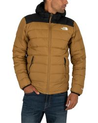 The North Face Paz Logo Puffer Jacket - Multicolour