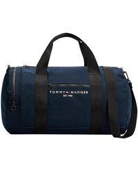 Tommy Hilfiger Established Duffle Bag - Blue