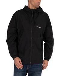 Timberland Trail Windbreaker Jacket - Black