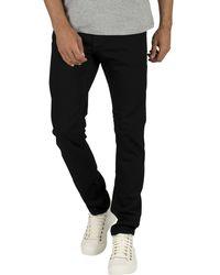 Jack & Jones Glenn Original 816 Slim Jeans - Black