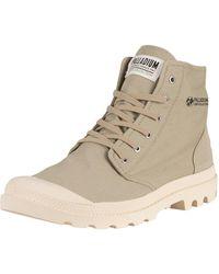 Palladium Pampa Hi Organic Boots - Multicolour