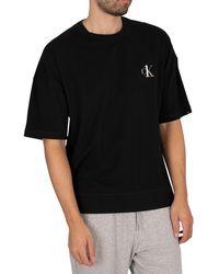 Calvin Klein Ck One Lounge T-shirt - Black
