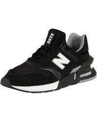 New Balance 997 Sport Trainers - Black