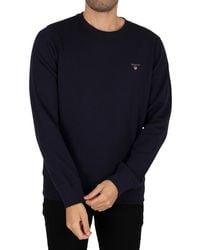 GANT Original Sweatshirt - Blue