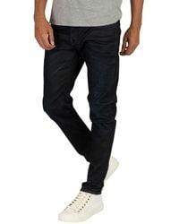 G-Star RAW D-staq 5 Pocket Slim Fit Jeans - Blue