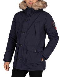 Superdry - Everest Parka Jacket - Lyst