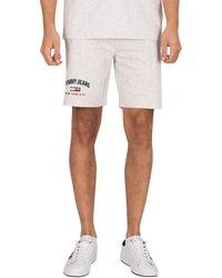 Tommy Hilfiger Timeless Sweat Shorts - Grey