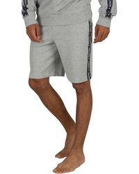 Tommy Hilfiger Tapping Sweat Shorts - Grey
