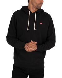Levi's New Original Pullover Hoodie - Black