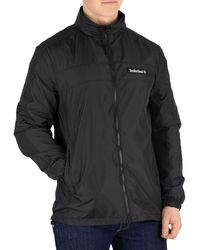 Timberland Hooded Full Zip Jacket - Black