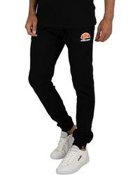 Ellesse Ovest Logo Sweatpants - Black