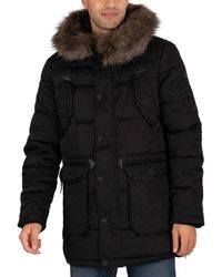 Superdry - Chinook Parka Jacket - Lyst