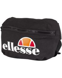 Ellesse Rosca Cross Body Bag - Black