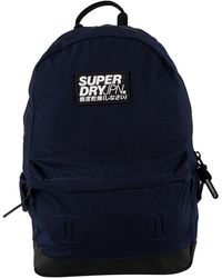 Superdry Classic Montana Backpack - Blue