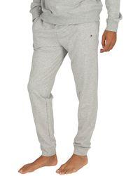 Tommy Hilfiger Logo Sweatpants - Gray